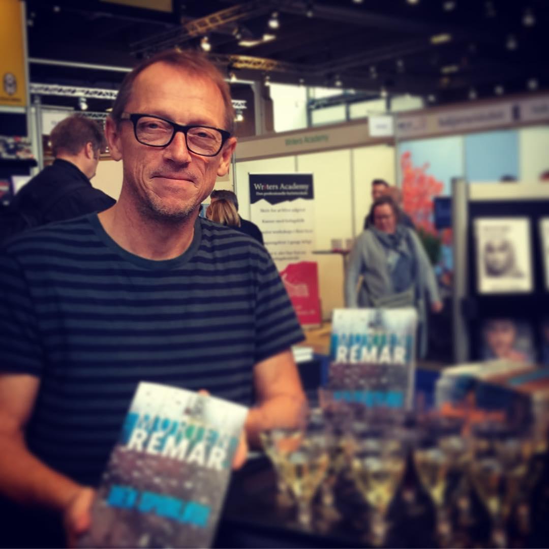 Morten Remar - forfatter
